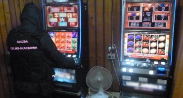 Ujawniono kolejne nielegalne automaty do gier
