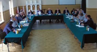 V sesja Rady Gminy Rutki [retransmisja]