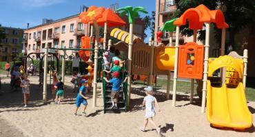 Nowy plac zabaw otwarty [foto]