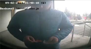 Uwaga! Poszukiwany sprawca kradzieży