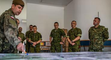 Podlascy Terytorialsi biorą udział w DRAGON-19