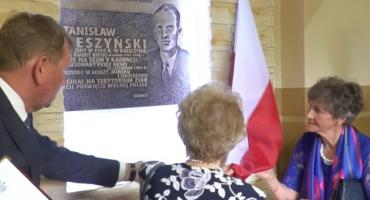 Rutki uczciły pamięć przedwojennego wójta Stanisława Śleszyńskiego [foto]