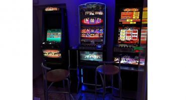 Narkotyki i nielegalne automaty do gier w Zambrowie