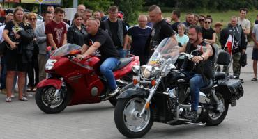 Motocykliści opanowali Zambrów [foto+video]