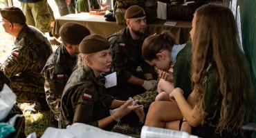 Ratownicy medyczni z 1 Podlaskiej Brygady Obrony Terytorialnej lecą do USA