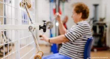 ZUS testuje nowe sanatorium dla osób z uszkodzeniem ośrodkowego układu nerwowego