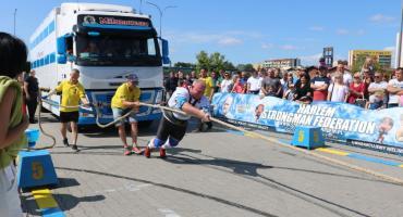Puchar Narodów Strongman w Zambrowie [foto+video]