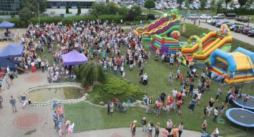 Festiwal Baniek Mydlanych zagościł w Zambrowie [foto+video]