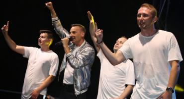 Skaner i Top One bawili publiczność w Porytem Jabłoni [foto+video]