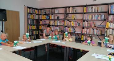 Wakacje z książką w Oddziale dla Dzieci MBP w Zambrowie dobiegły końca