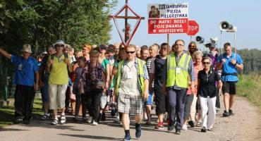 W piątek pielgrzymi wyruszą do Hodyszewa