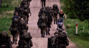 Terytorialsi wychodzą z koszar