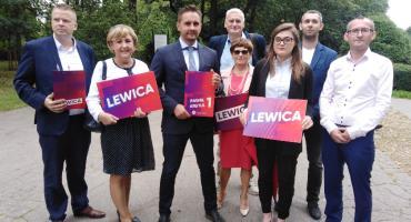 Wybory parlamentarne 2019: Lewica przedstawiła kandydatów do Sejmu