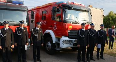 OSP Ostrożne ma nowy wóz strażacki [foto]
