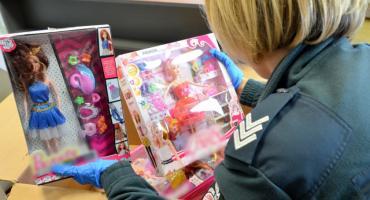 Ponad 2,2 tys. niebezpiecznych zabawek mogło trafić do sprzedaży