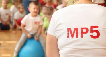 Dzień Przedszkolaka na sportowo w MP5 [foto]