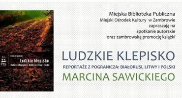 Biblioteka zaprasza na spotkanie autorskie z Marcinem Sawickim i Piotrem Brysaczem