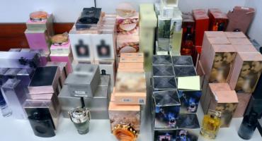 KAS zatrzymała podrobione perfumy [video]