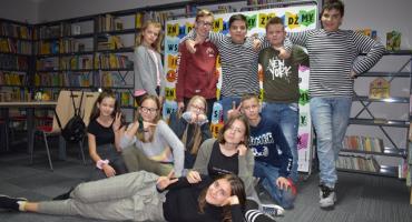 Noc Bibliotek w Zambrowie trwała dwa dni!
