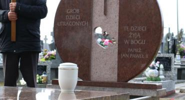 To był już trzeci pogrzeb dzieci utraconych w Zambrowie [foto]