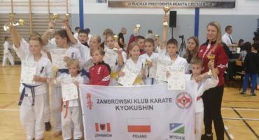 11 medali zawodników ZKKK w Ciechanowie