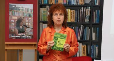 Spotkanie autorskie z Urszulą Krajewską-Szeligowską w MBP [foto]