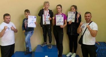 4 medale zawodników Mazowiecko-Podlaskiego Klubu Karate