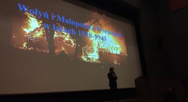 Spotkanie dotyczące tragedii wołyńskiej w Centrum Kultury [foto]