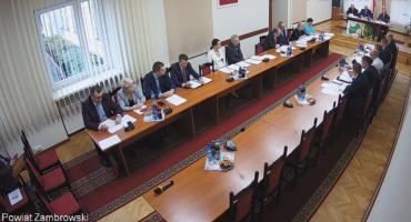 VIII sesja Rady Powiatu Zambrowskiego [retransmisja]