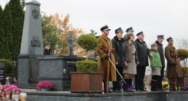 Gminne obchody Święta Niepodległości w Szumowie