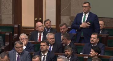 Nowi posłowie i senatorowie zaprzysiężeni