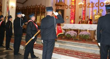 Strażacy modlili się o zdrowie i błogosławieństwo [foto]