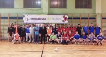 Ruszyła Zambrowska Liga Halowa