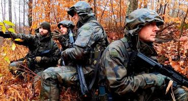 Żołnierze 1. Podlaskiej Brygady OT wrócili z ćwiczeń w USA