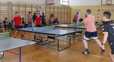 Rozegrano Powiatowe Igrzyska Młodzieży Szkolnej w tenisie stołowym [wyniki]
