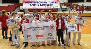 Karatecy ZKKK wywalczyli 7 medali na IKO Olsztyn CUP
