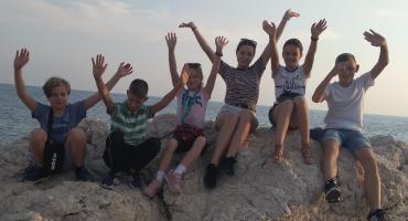 Uczniowie SP4 z wizytą na Cyprze