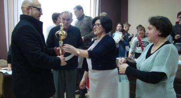 Zambrowianin zwycięzcą turnieju szachowego w Czyżewie