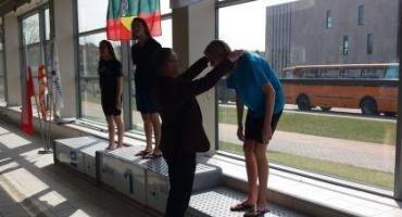 Udany start zambrowskich pływaków w finałach województwa