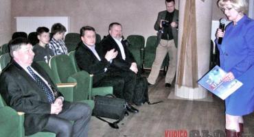 """""""Siaroża"""" – spotkanie z reżyserem"""