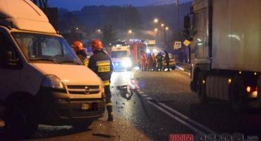 Dziadkowice  - Tragedia na DK19