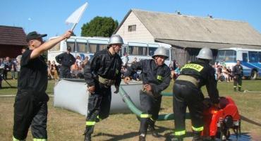 Boćki - Sprawdzian sprawności strażaków