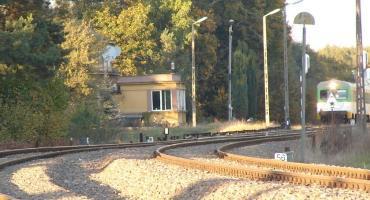 Dworzec Kolejowy w Siemiatyczach - Miejsce pamięci