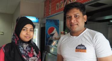 Cudzoziemcy obok nas -  Jak Bengalczyk trafił do Siemiatycz?