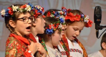 Białoruski Obrzęd na scenicznych deskach