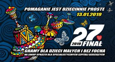 27. Finał Wielkiej Orkiestry Świątecznej Pomocy w Siemiatyczach