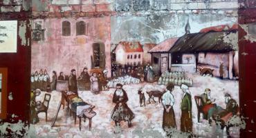 Znikające murale