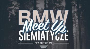 BMW Meet Up Siemiatycze po raz drugi