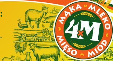 4M - Mąka, mleko, mięso, miód