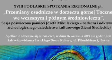 XVIII Podlaskie Spotkania Regionalne